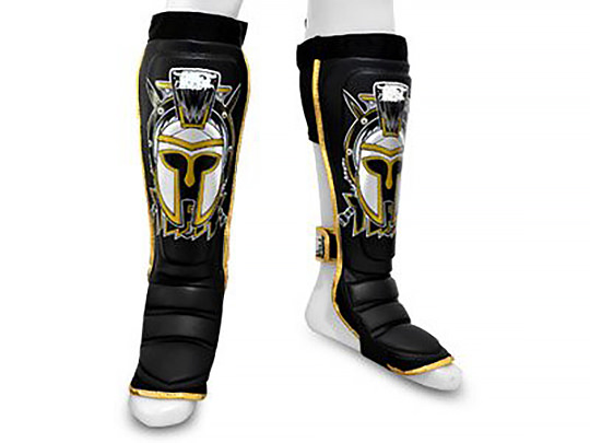 Tuff Muay Thai Hybrid Shin Guard Review