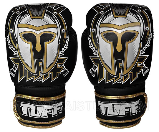 Tuff MuayThai Gloves Gladiator Black Review