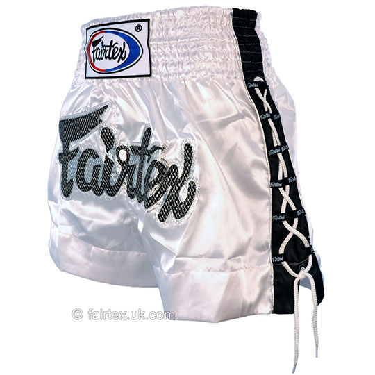 Fairtex Laced Sides Muaythai Shorts Review