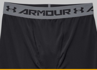 Under Armour Men's Heatgear Compression Shorts Review