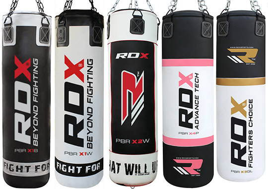 RDX Zero Impact G-Core Boxing Heavy Punch Bag Review