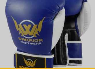 Warrior Fight Wear Warrior Storm PU Boxing Gloves Review