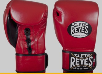 New Redesigned Cleto Reyes Hybrid Training Boxing Gloves Review