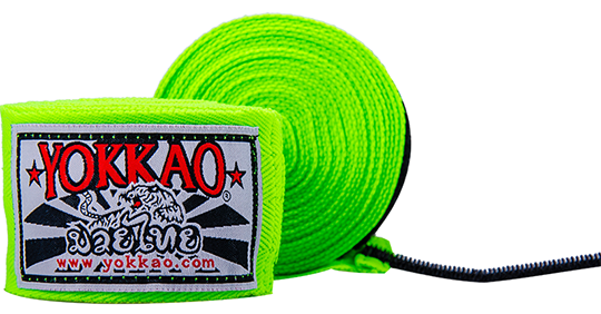 Yokkao Muay Thai Hand Wraps Review