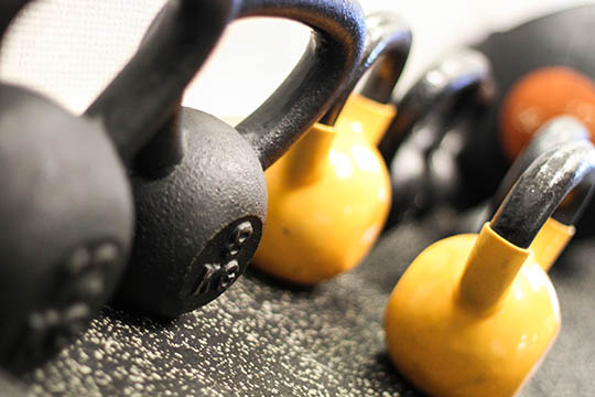 Fight Quality Kettlebell Conditioning Circuit
