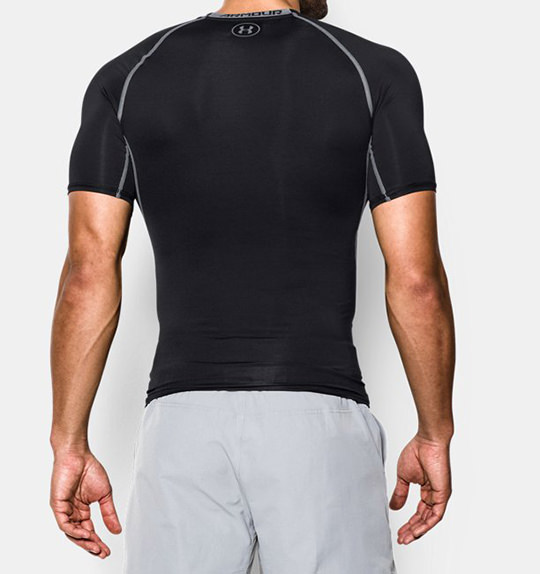 Under Armour HeatGear Short Sleeve Compression Top Review