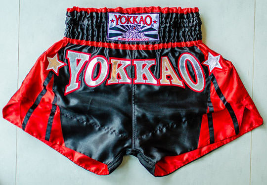 New Fight Gear – April 2016