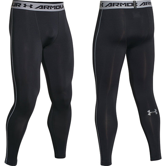 Under Armour Men's HeatGear Compression Leggings Review