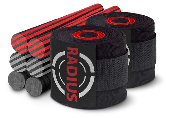 Radius Wraps Hand Wrap Pro Package Review