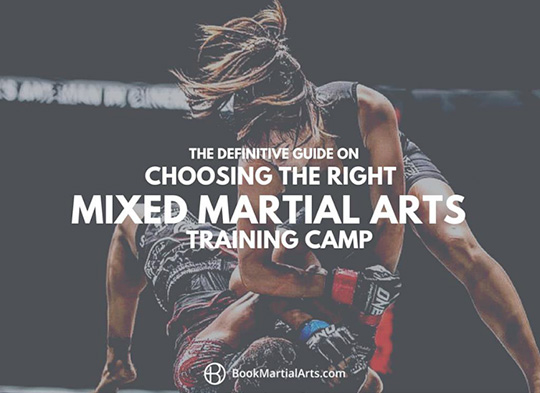The Definitive Guide on Choosing the Right MMA Camp
