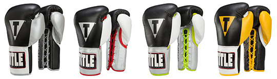 New Fight Gear – May 2016