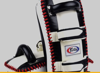 Fairtex KPLC2 Curved Thai Kick Pads Review