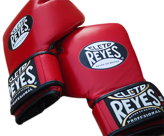 Example Mexican Style Gloves: Cleto Reyes Hybrid Training Gloves