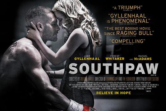 Film Review - Southpaw (2015)