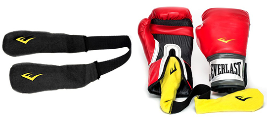 New Fight Gear – August 2016