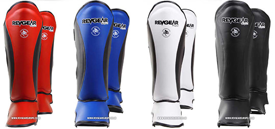 Revgear Original Shin Guards Review