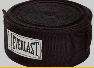 "Everlast 180"" Hand Wraps Review"