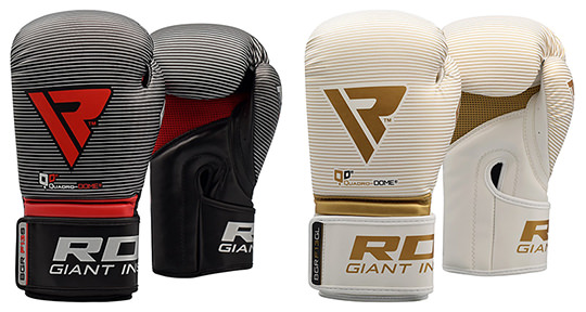 New Fight Gear – November 2016