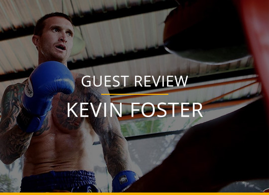 Guest Review - Kev Foster