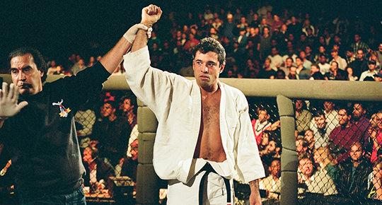 A Brief History of Brazilian Jiu Jitsu
