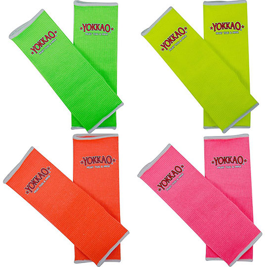 YOKKAO Neon Ankle Supports Review