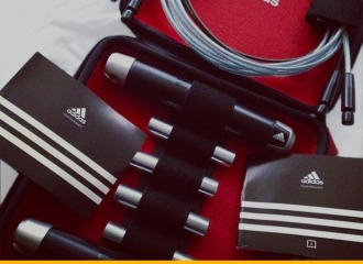 Adidas Weighted Skipping Rope Set Review