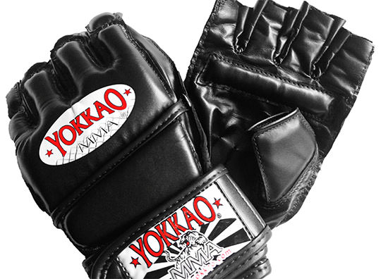 YOKKAO MMA Training Gloves w/ thumb Review