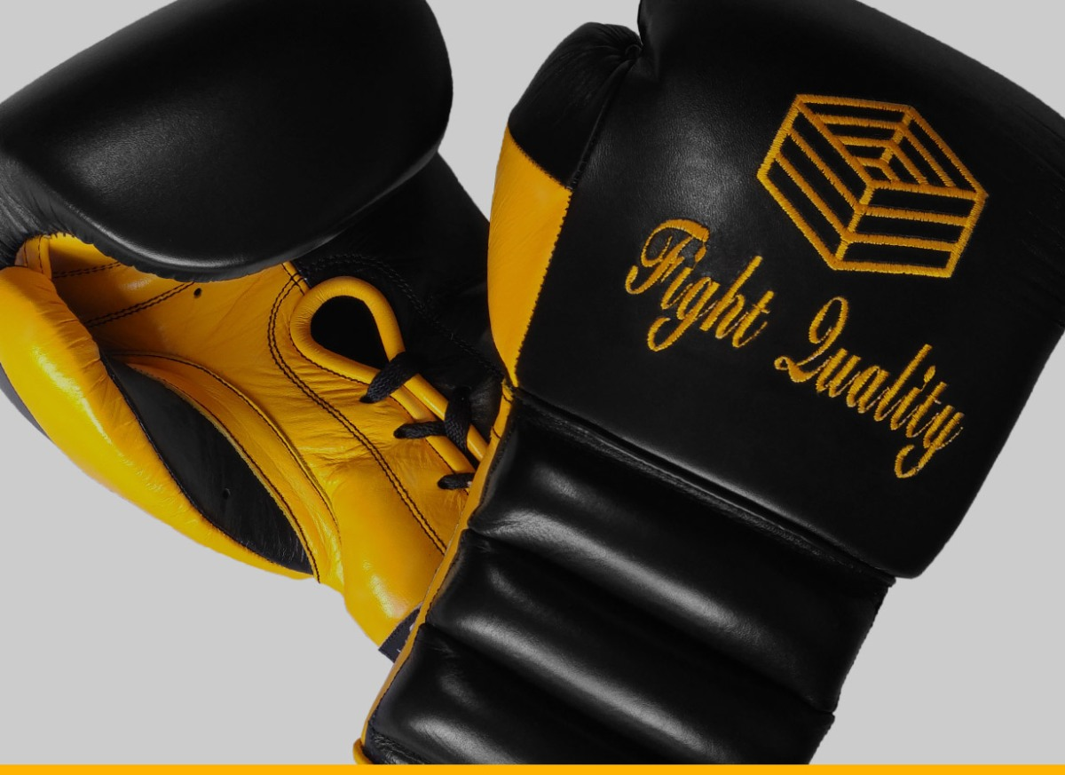 iBox Customise Custom Boxing Gloves Review