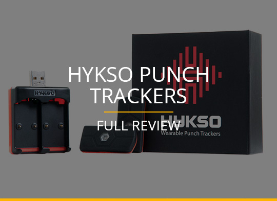 Hykso Punch Trackers Review
