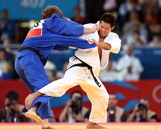A Brief History of Judo