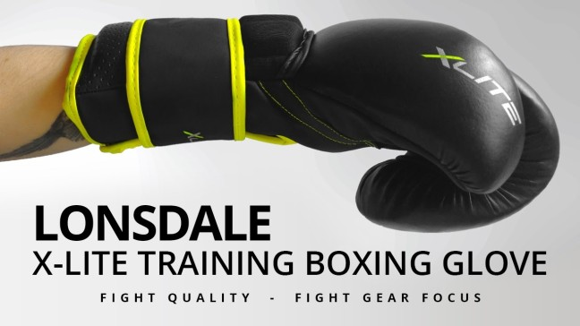 Fight Gear Focus - Lonsdale Xlite Training Gloves (Video)