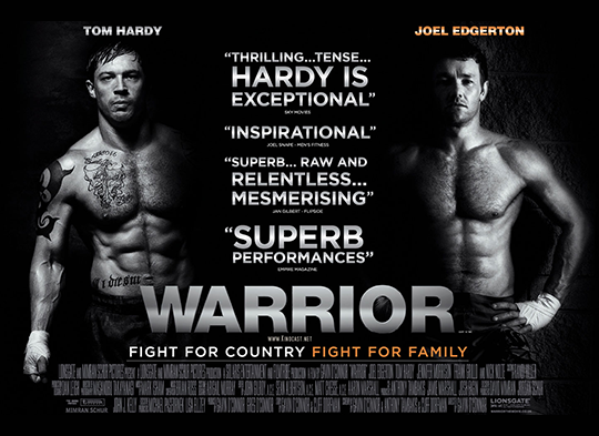 Fight Quality Film Review – Warrior (2011) – Fight Quality