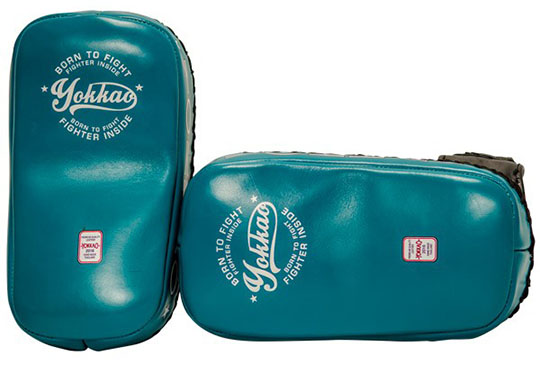 Yokkao Curved Vintage Kicking Pad Review