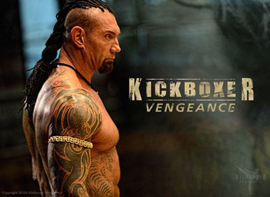 Fight Quality Film Review - Kickboxer Vengeance (2016)