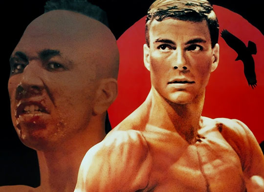 Fight Quality Film Review - Kickboxer (1989)