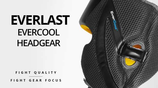 Fight Gear Focus - Everlast Evercool Headgear (Video)