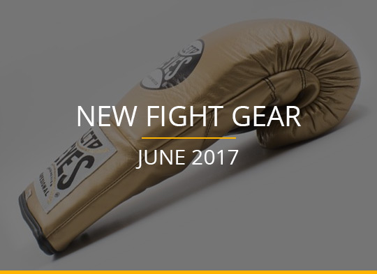 New Fight Gear - June 2017