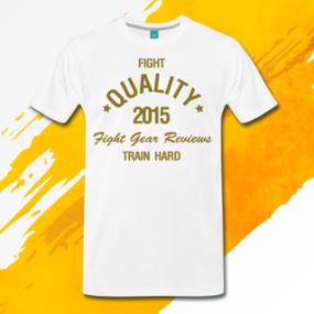 Men's FQ Gold T-Shirt