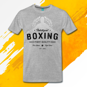 Men's Boxing T-Shirt