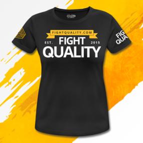 Women's Breathable FQ Training T-Shirt