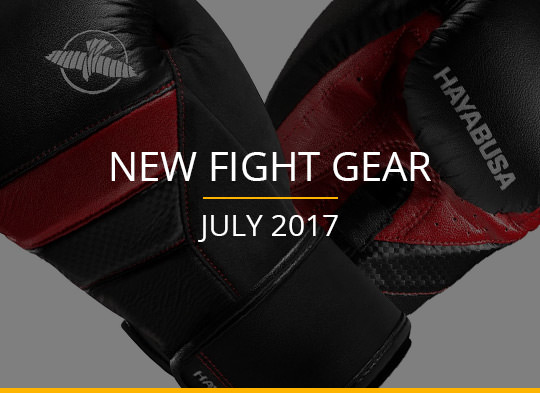 New Fight Gear - July 2017