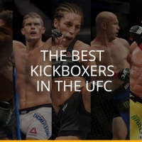The Best Kickboxers in the UFC