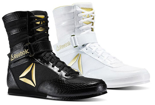 Reebok Buck Boxing Boot New Colours