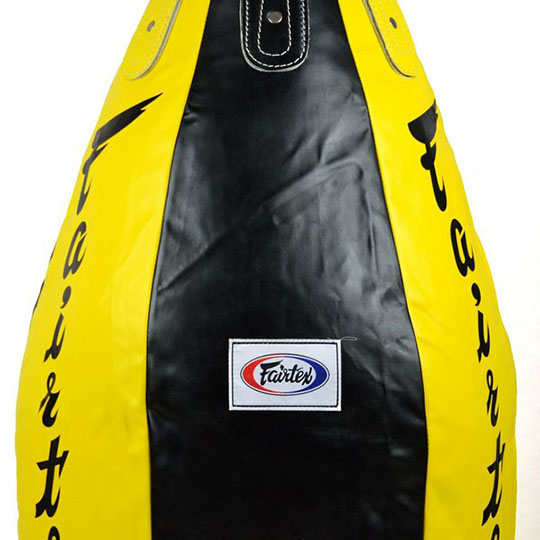 Fairtex HB15 Super Teardrop Bag Review