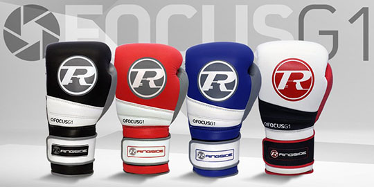 Ringside Focus Series Pro Spar Glove
