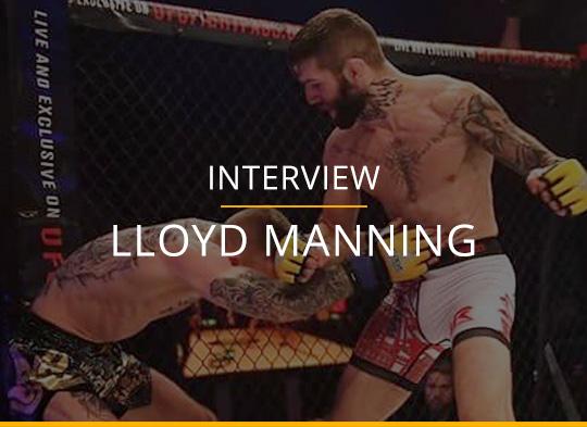 "Interview - Lloyd ""Chopper"" Manning"