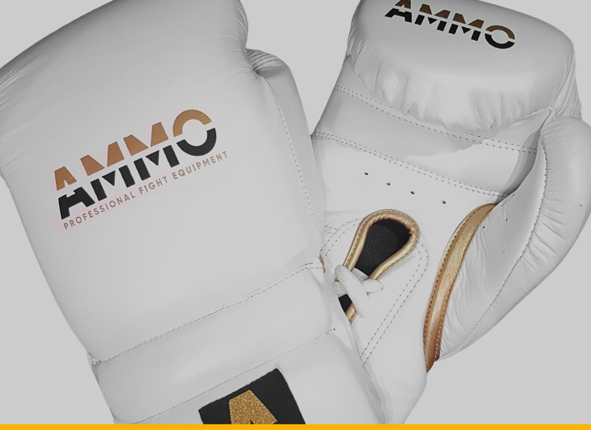 AMMO Wear Boxing Gloves Review