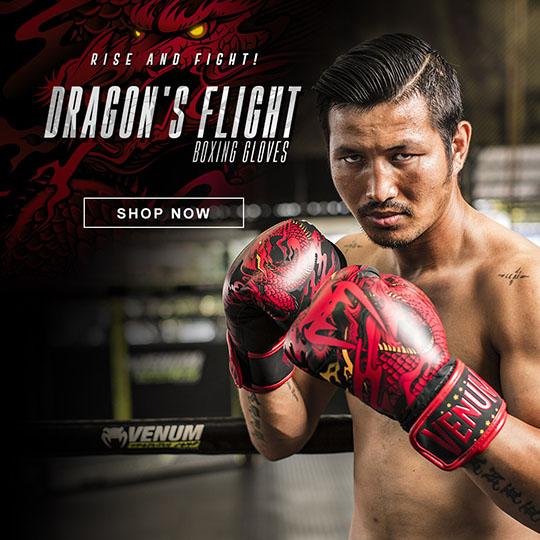 New Fight Gear - December 2017