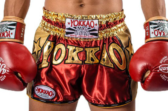 Yokkao Vintage Carbon Muay Thai Shorts (Customised) Review