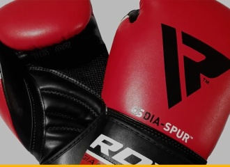 RDX F8 Hexogen Boxing Gloves Review